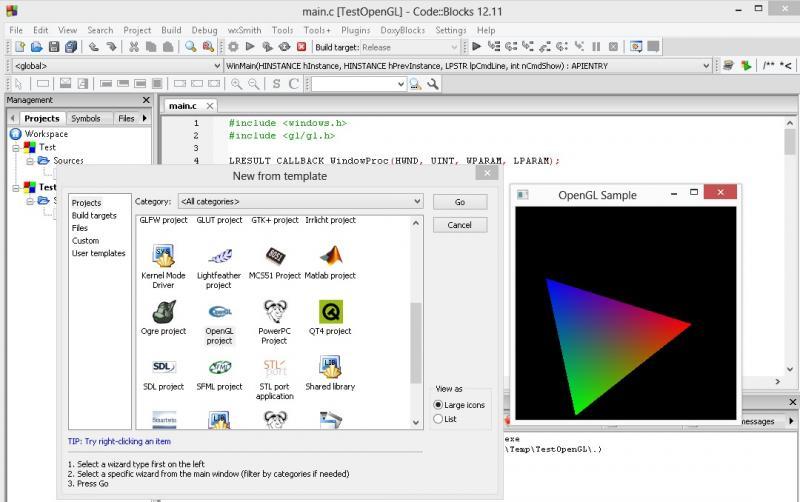 windowproc example c++ code