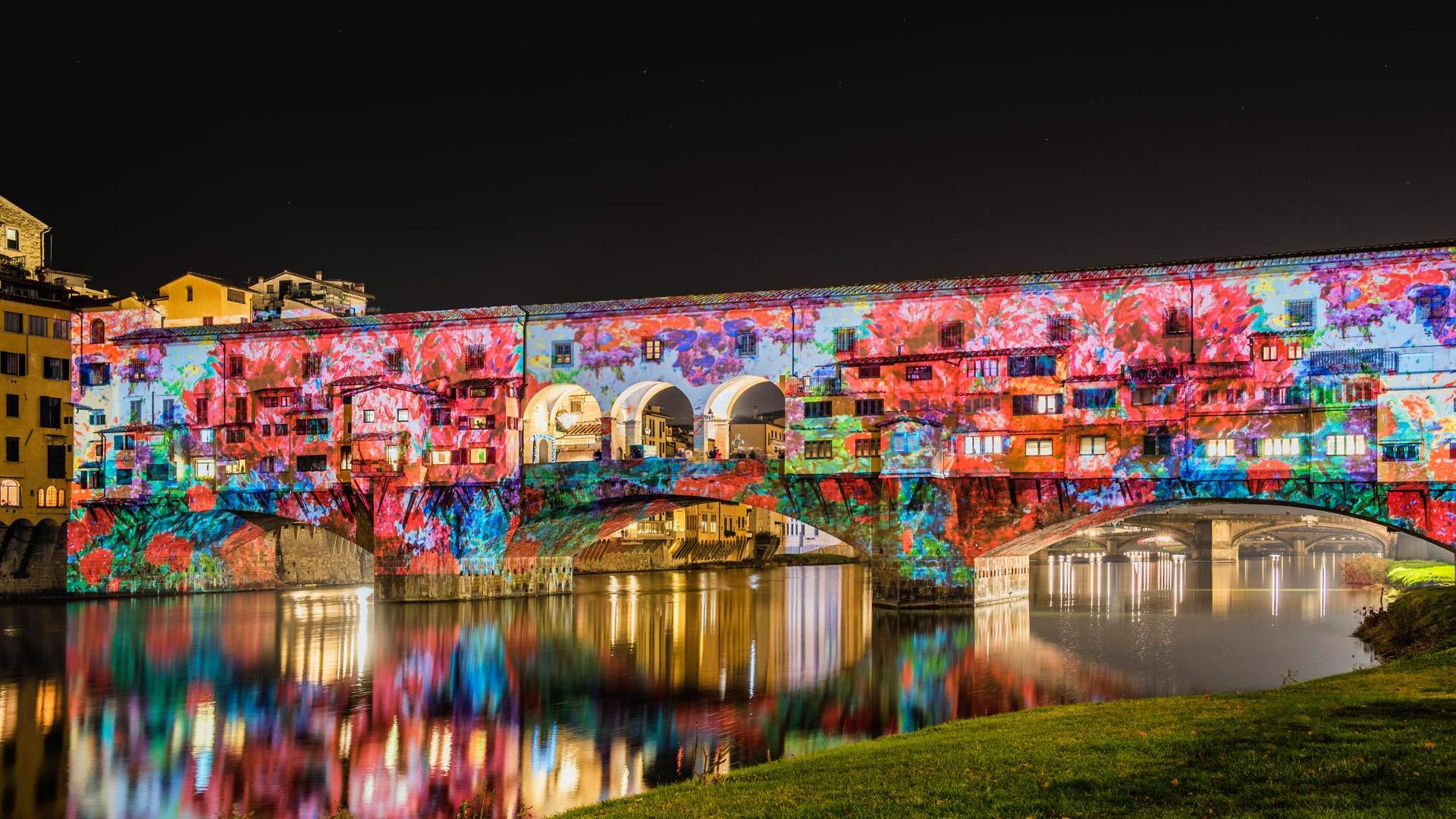 Ponte Vecchio, Florence, Italy загрузить